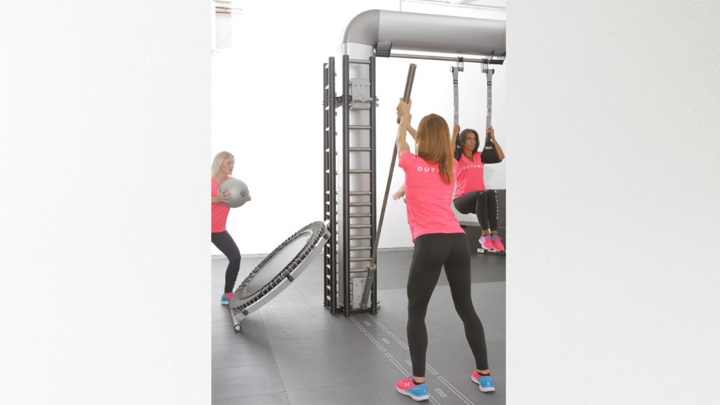 OR 16005 - Tiny Gym Ladder 240