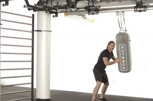 punching bag training