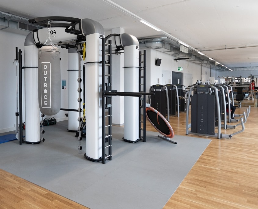 Activ Fitness Charmilles (Switzerland)